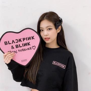 4-BLACKPINK Jennie Instagram Photo Kyocera Dome Christmas
