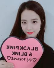 5-Jisoo Instagram Photo BLACKPINK BLINK Forever