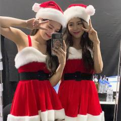 7-BLACKPINK Jennie Instagram Photo Kyocera Dome Christmas