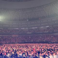 8-BLACKPINK Jennie Instagram Photo Kyocera Dome Christmas