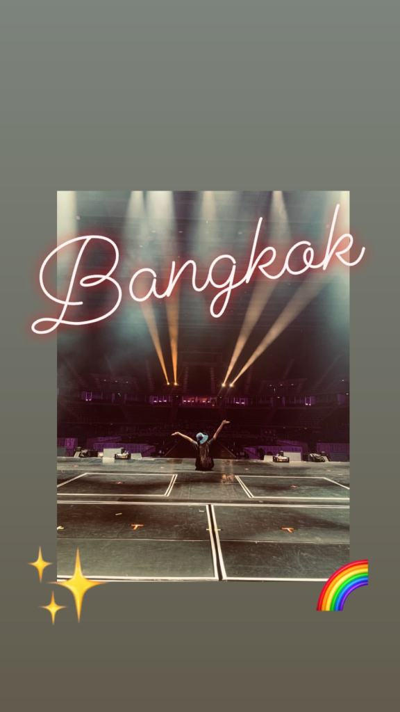 BLACKPINK Lisa Instagram and Insta Story Update, January 12, 2019