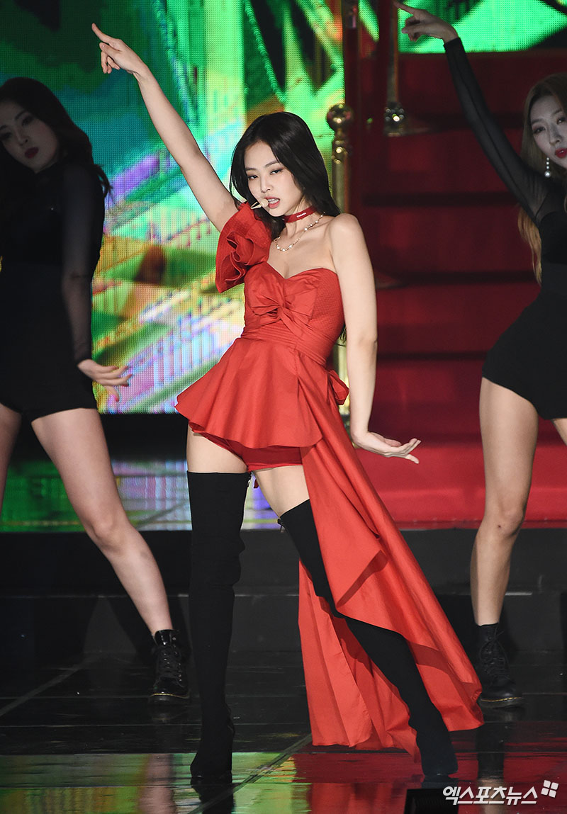 43-BLACKPINK Jennie Gaon Chart Music Awards 2019