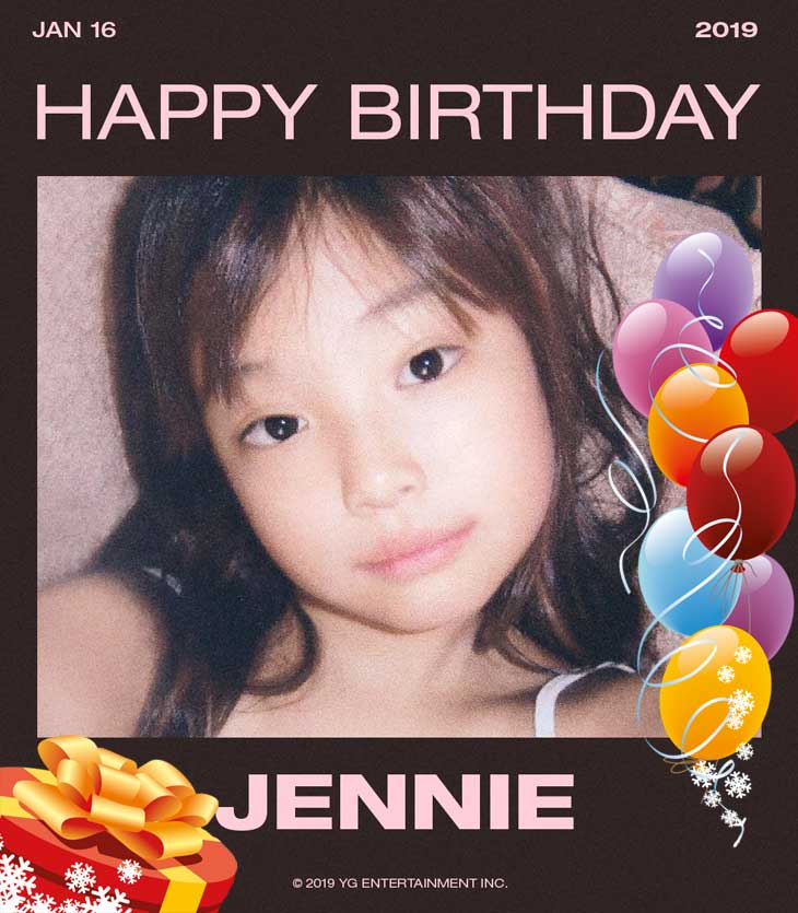 Happy Birthday BLACKPINK Jennie, See All Fans Projects in 2019 Here!