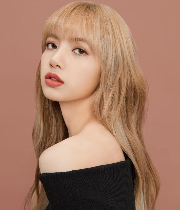 Blackpink Lisa For Moonshot Upcoming Beauty Products