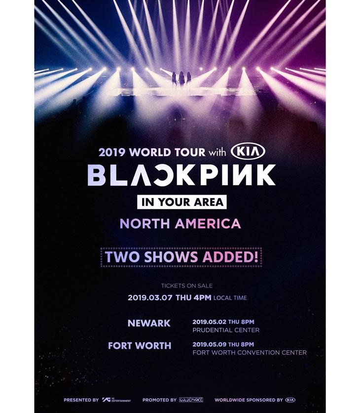 Blackpink Tour Concert Blackpink Update