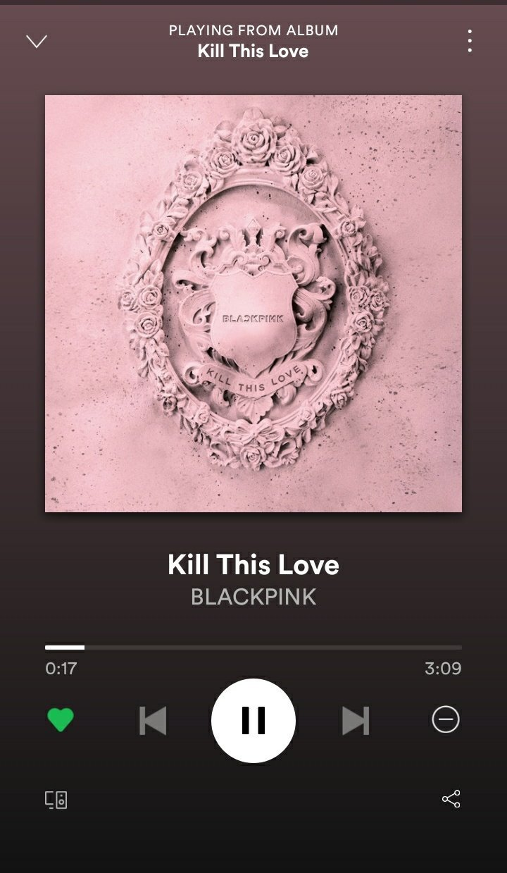 3-Haters Made Edit BLACKPINK ads on Spotify