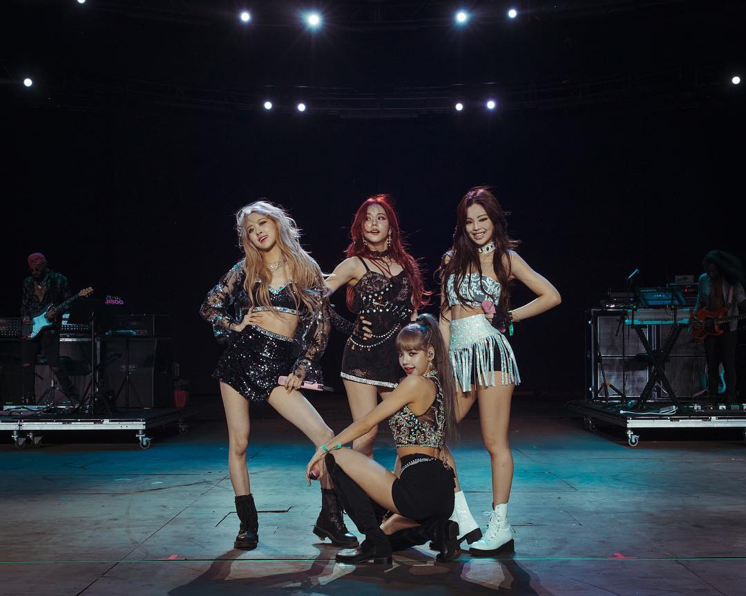 BLACKPINK Full Performance at Coachella Day 2, See Photos & Videos!