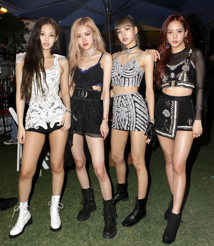 Watch BLACKPINK Full Performance Video at Coachella Day 1