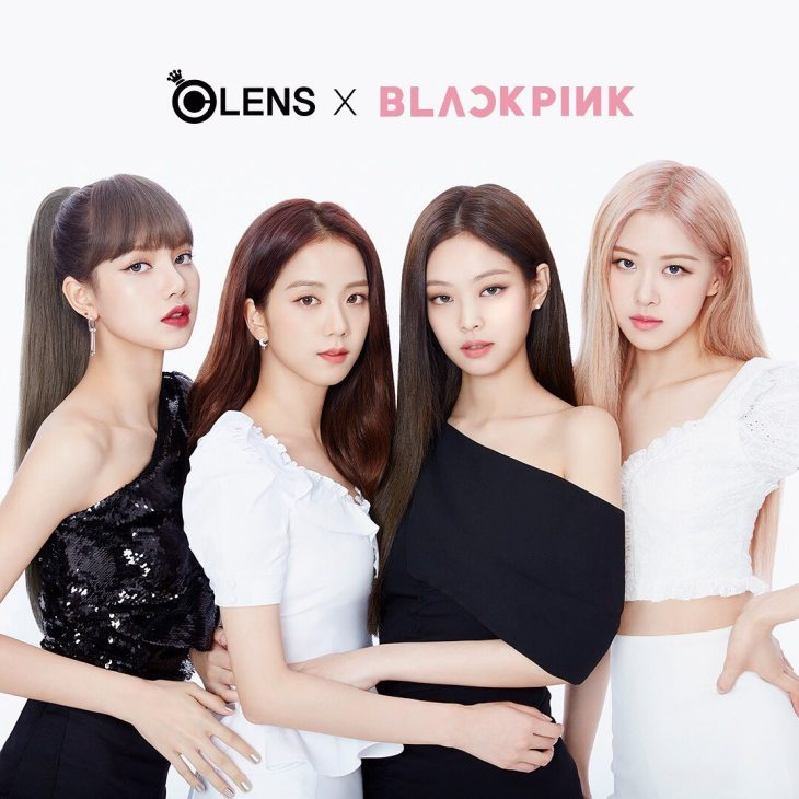 Olens Instagram Shared New Photoshoot With Blackpink