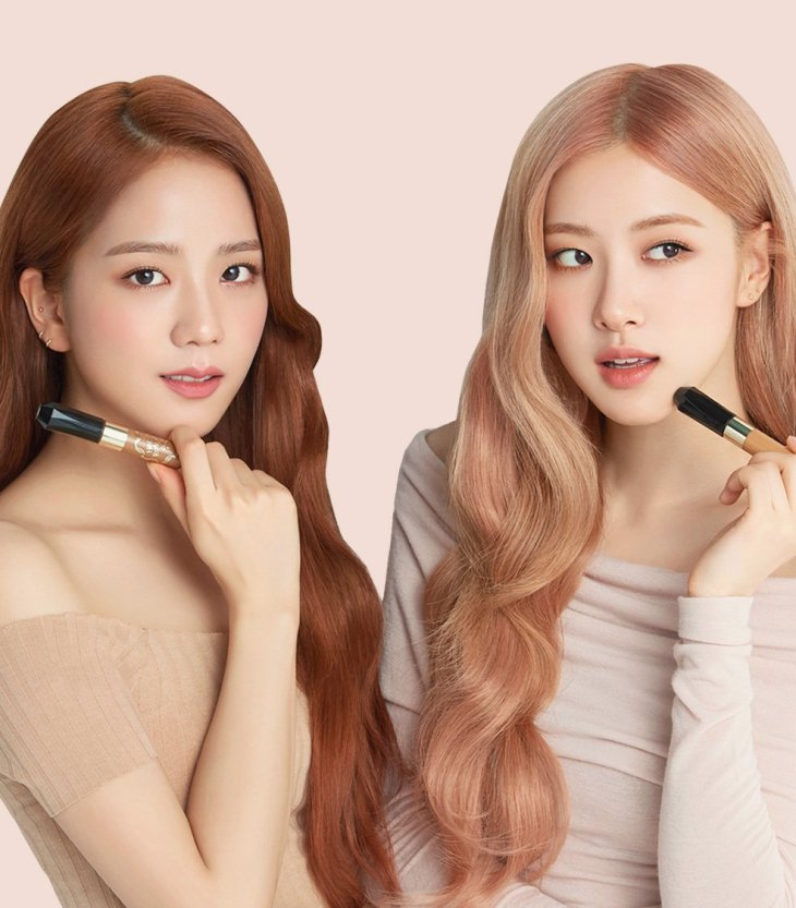 New, See Jisoo and Rosé Commercial Photos & Videos for Kiss
