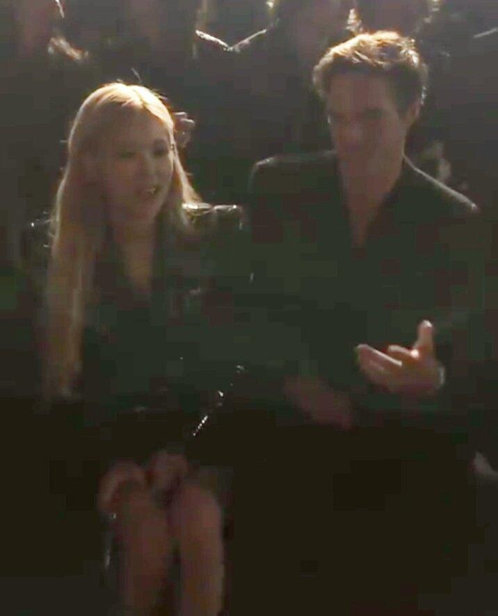 Rose with Jacob Elordi Euphoria