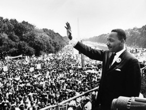Martin Luther King Jr March on Washington