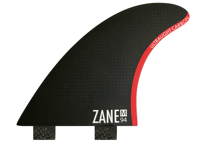 Zane Schweitzer pro model, sup surf fin, paddleboard fin, fcs, futures, sup surfing, carbon surf fins, lightest surf fin, lightest sup surf fin, fastest surf fins, beach breaks, hollow waves, fast waves, thruster surf fins, quad surf fins