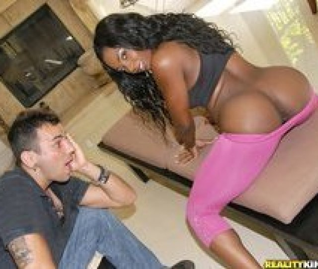 Racy Pussy Taming Session With Curvy Ebony