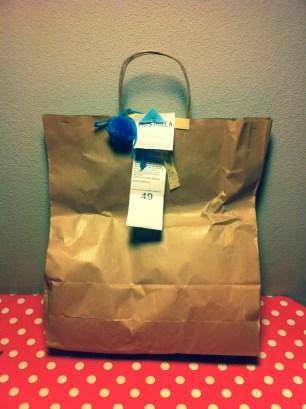 Il pacchetto che mi aspettava! --- The package waiting for me!