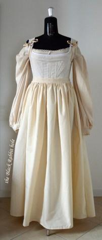 18th century petticoat front