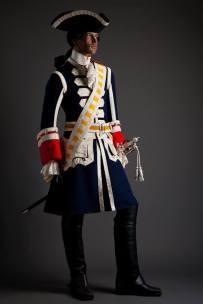 """Garde du Corps, Dettingen 27 Juin 1743 - pic by """"La Maison du Roy"""""""