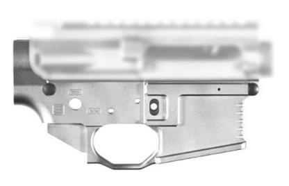 Black Rain Ordnance Billet AR15 Lower Receiver - Norguard