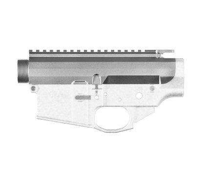 Black Rain Ordnance Billet AR10 Upper Receiver - Norguard