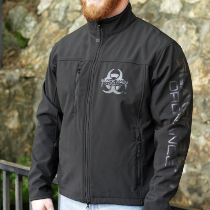 Black Rain Ordnance Fleece Lined Jacket