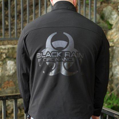 Black Rain Ordnance Fleece Lined Jacket