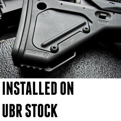 Magpul Ubr Aluminum Strike Plate