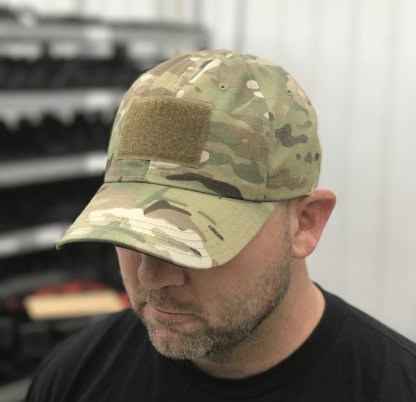 BRO Tactical Hook and Loop Hat