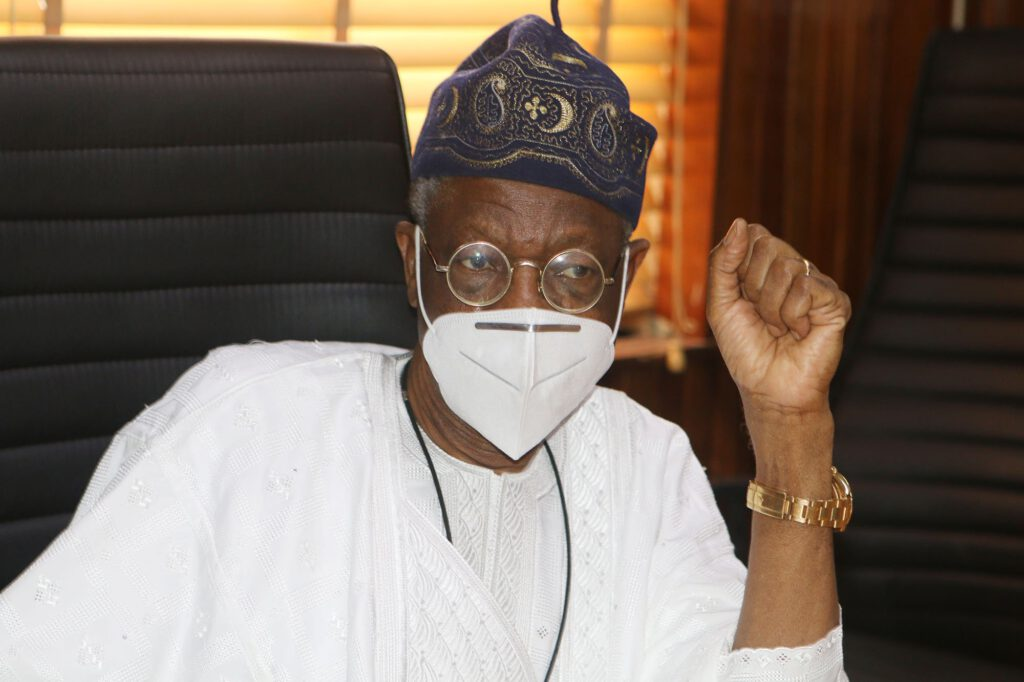 'Deep' Fake News Being Used To Attack FG, Officials Says Lai Mohammed