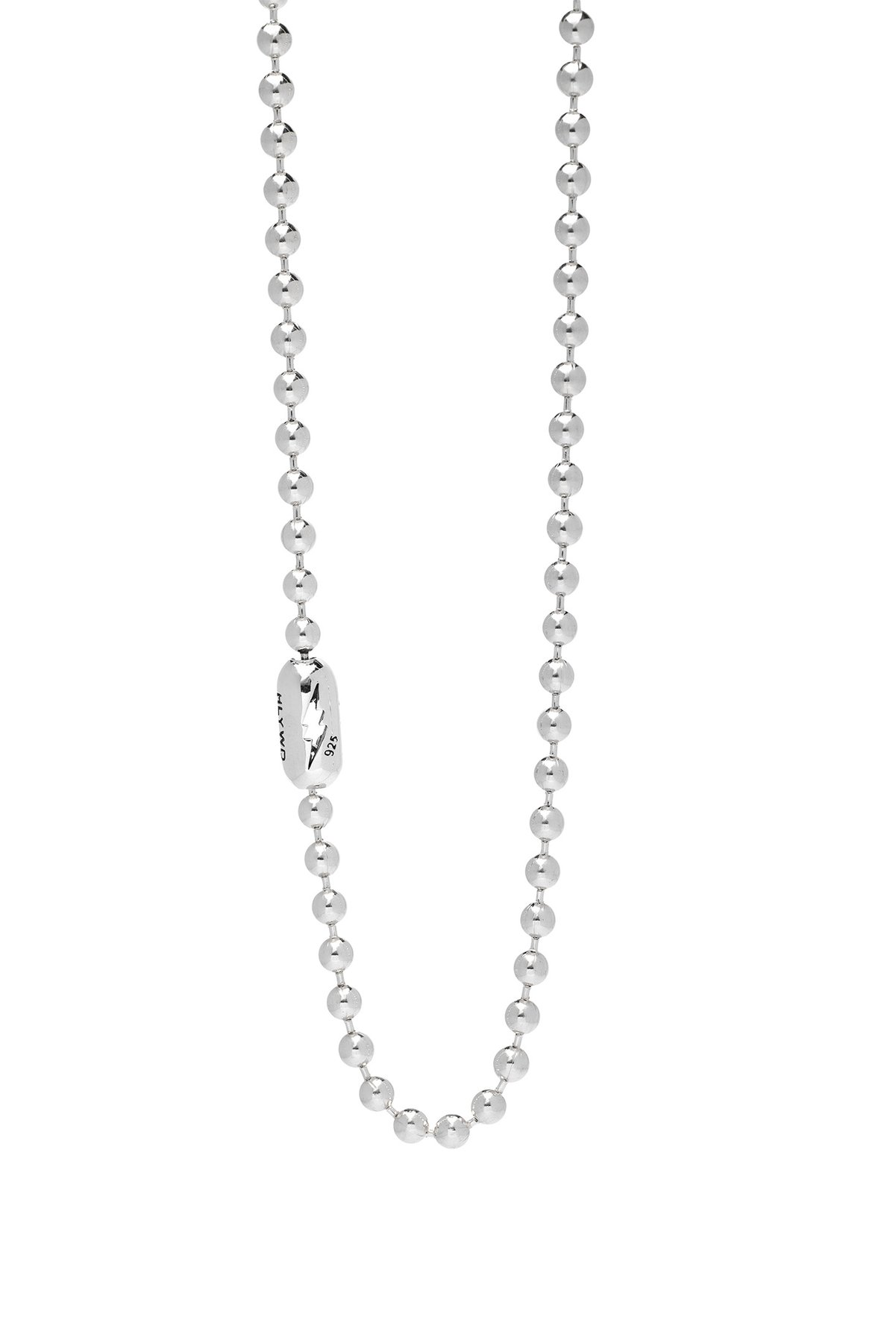 10 Ball Chain Necklace