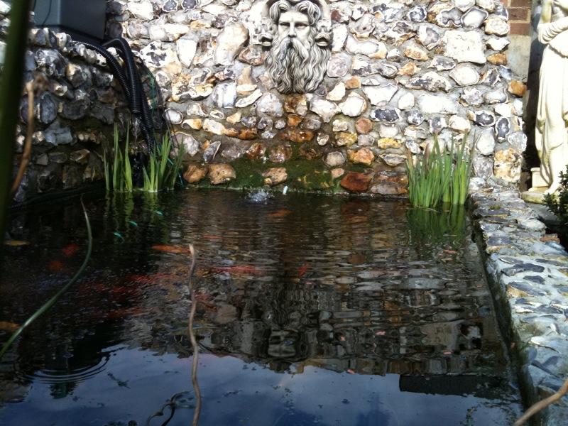 Mastic Asphalt Pond