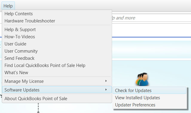 QuickBooks Point of Sale Multi-Store v12 Desktop w// Hardware