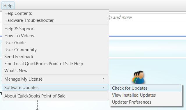 QuickBooks POS: Troubleshoot Multi-Store Exchange | BlackRock