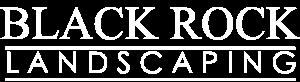 black rock landscaping logo