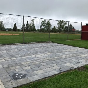 custom paver patio in Brainerd MN