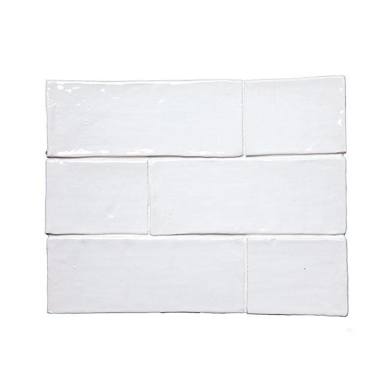 3 x 8 subway tile snow white