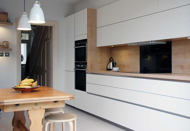 Small Kitchen Wall Units