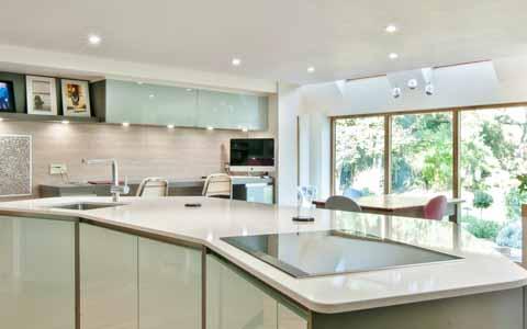 Case Studies Of Kitchen Installations By Black Rok