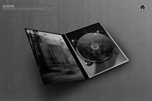 Copyright: Avantgarde Music / Enisum; cover detail A5-Digipack