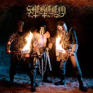 Copyright: Iron Bonehead Productions / Sacrificio; Cover LP-Release