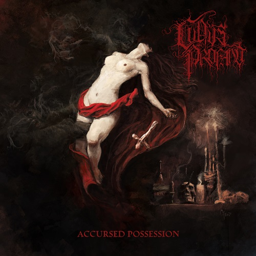 "Review of CULTUS PROFANO's ""Accursed possession"" - Out August 28th, 2020 via Debemur Morti Productions on CD, LP and digital."