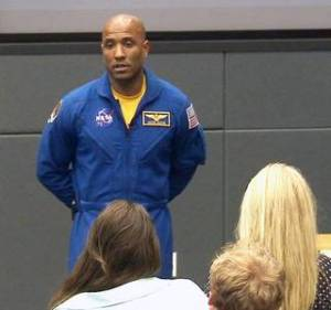NASA Astronaut Victor Glover, Photo Credits NASA