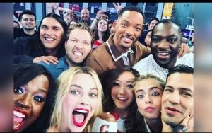 The cast of DC's Suicide Squad