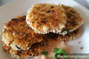 Vegan Crab Cakes – Tastiest Vegan Crab Cake Recipe Ever!
