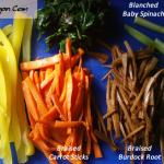 how to make vegan kimbap