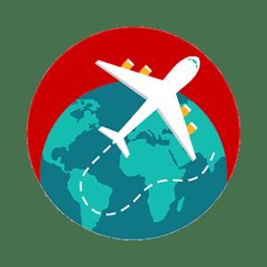 Icona Viaggiare