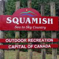 Climbers Guide to Squamish