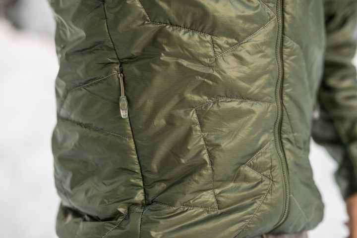 Adidas Terrex Agravic Primaloft Jacket