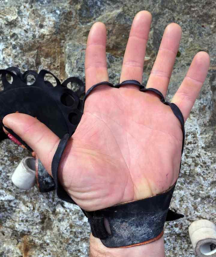 Ocun crack glove