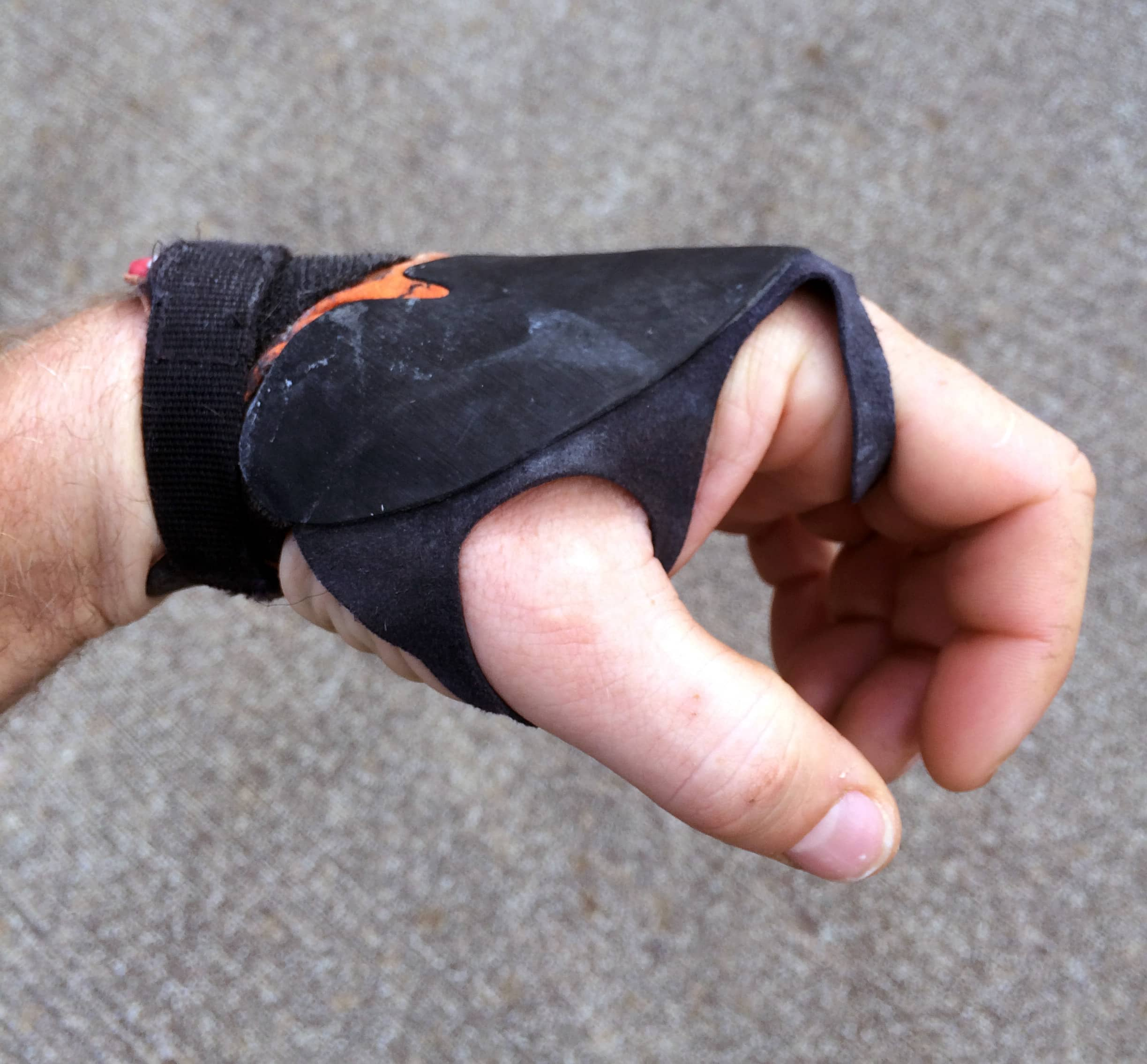 Maintains ... Ocun Crack Climbing Gloves Lite Excellent Protection for Jamming