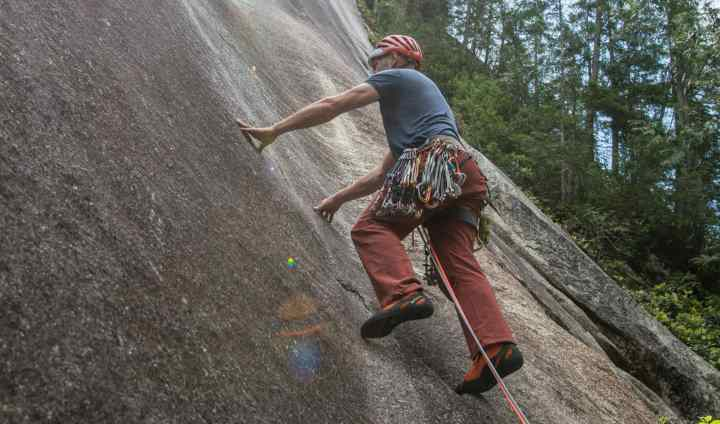 La Sportiva Solution climbing pants